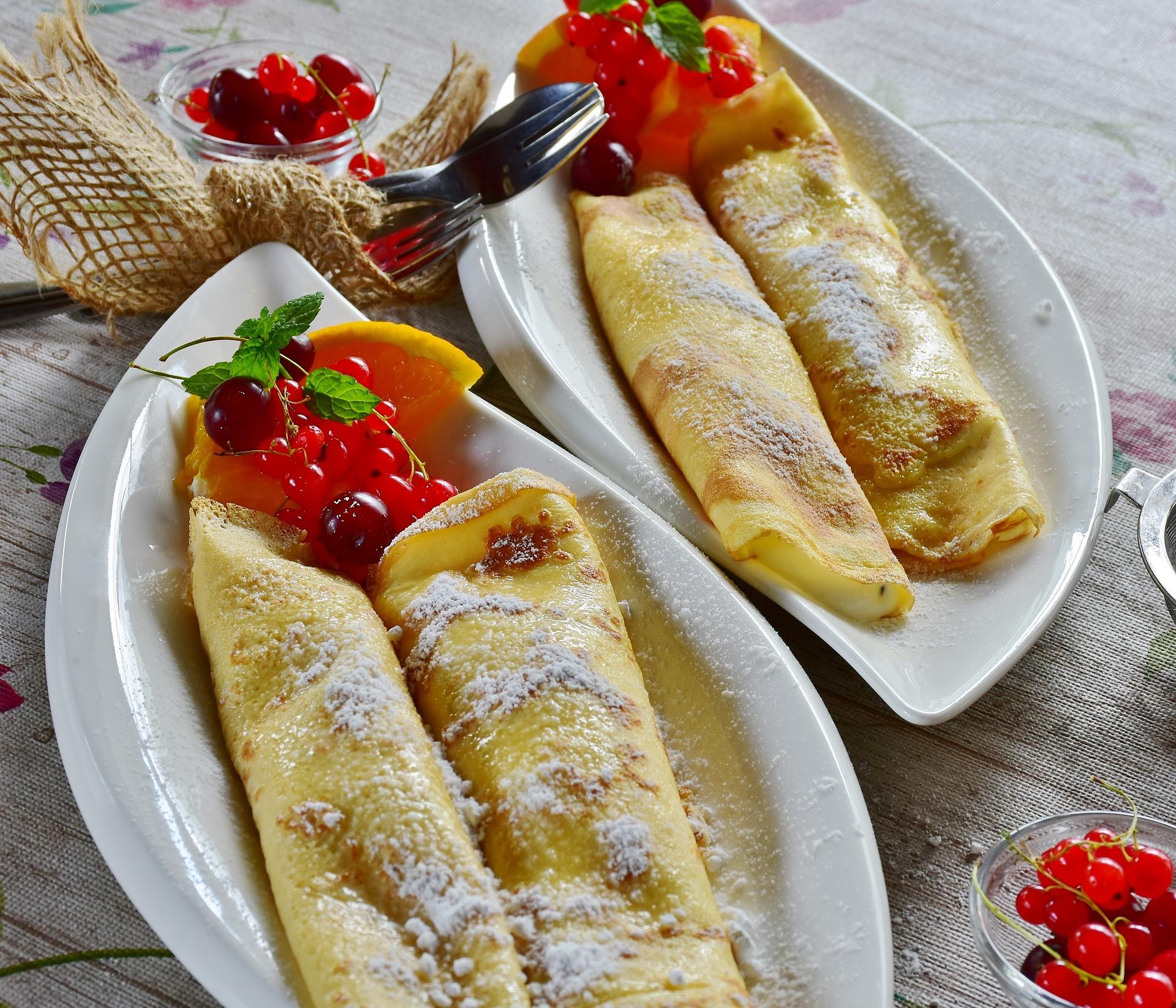 Typisch Frans ontbijt