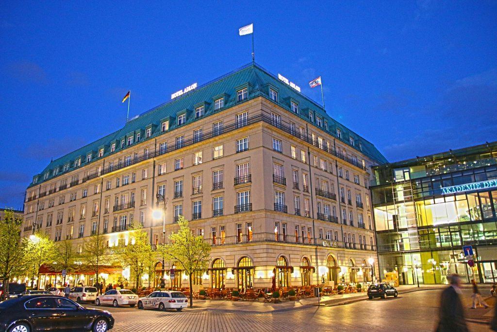 Meest luxe hotels Europa