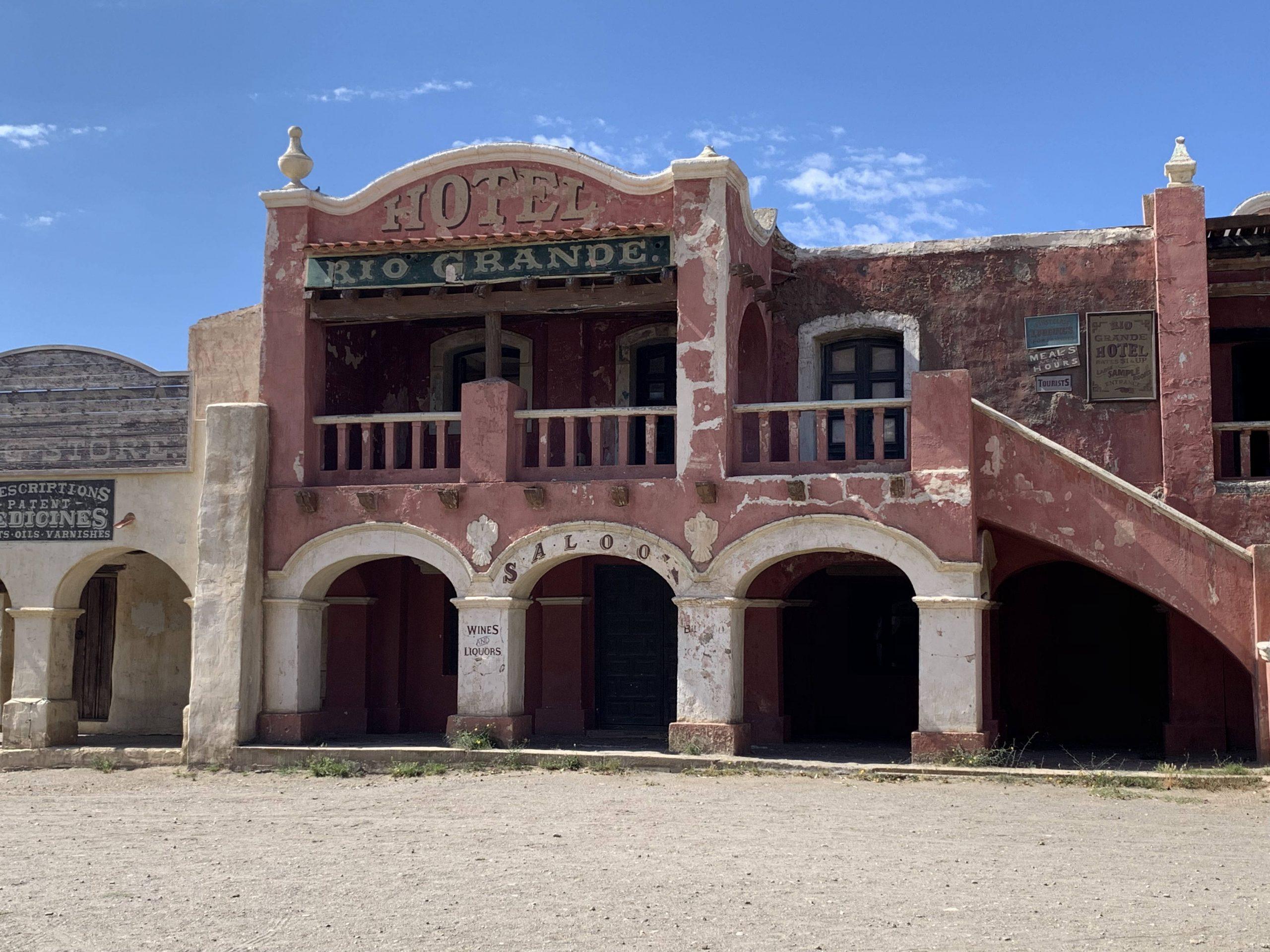Fort Bravo Spanje