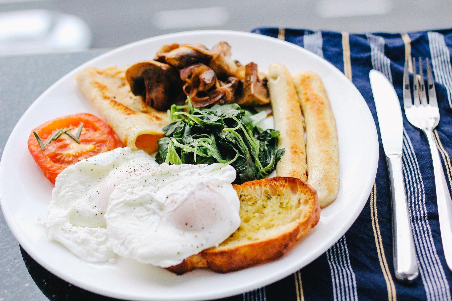 Typisch Engels ontbijt