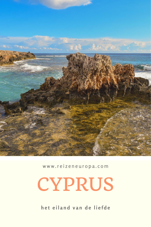 Cyprus, het eiland van de liefde