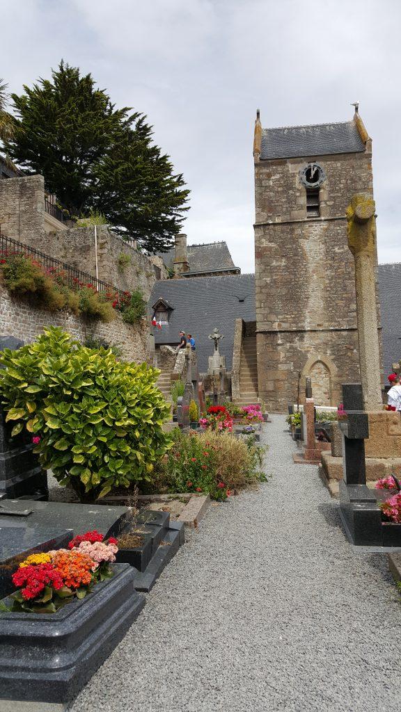 Mont Saint Michel Parochiekerk