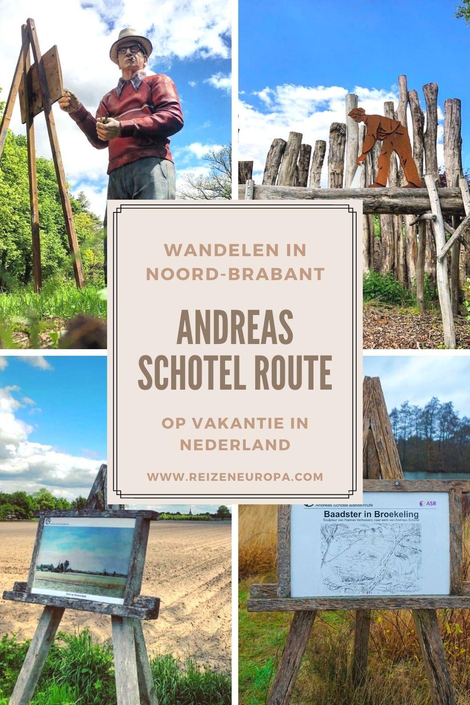 Andreas Schotel route