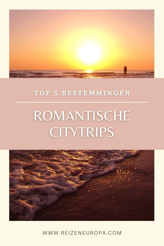 Romantische citytrip