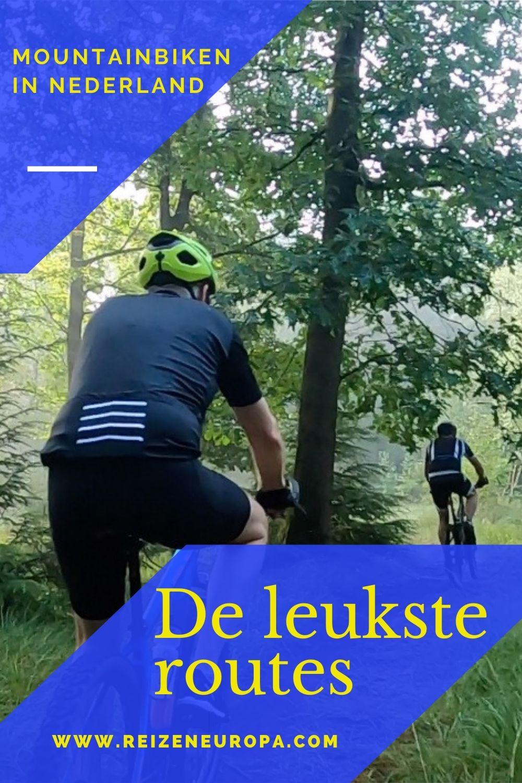 De leukste MTB-routes in Noord-Brabant