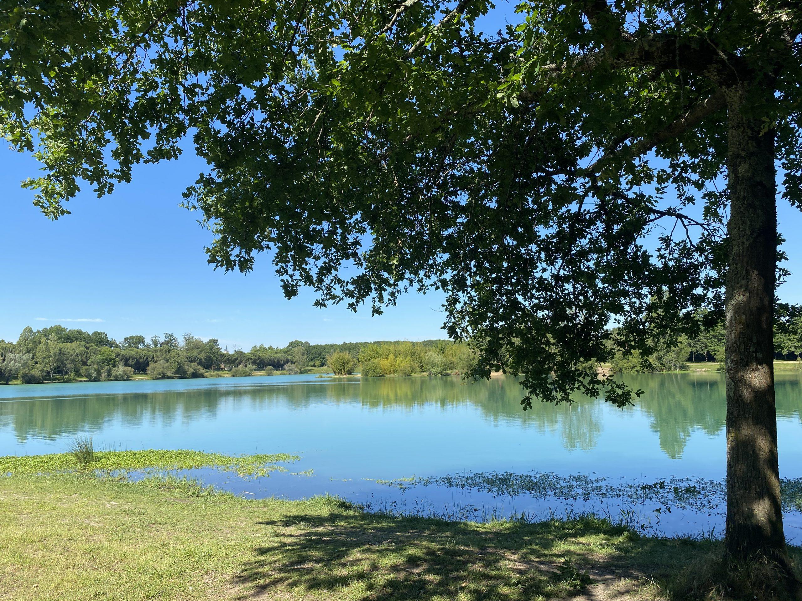 Lac Vert Bordeaux wandeling